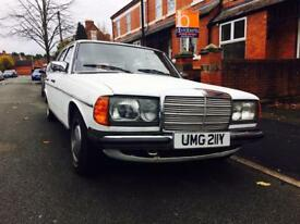 Mercedes 240d CLASSIC *Good Condition*