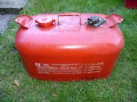 Outboard engine fuel tank 22 litre OMC