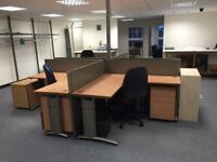 desk space to rent in Manchester's northern quarter M1