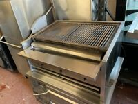 GAS ARCHWAY KEBAB GRILL CATERING COMMERCIAL KITCHEN FAST FOOD KITCHEN