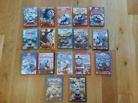 Thomas and Friends DVDs for sale
