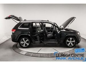 2014 Jeep Grand Cherokee Overland, CUIR, MAGS, BANCS CHAUF., TOI