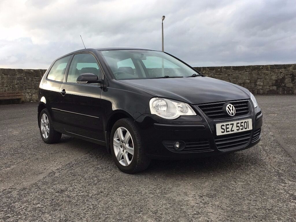 2008 volkswagen polo 1 2 match 60 in newtownards county. Black Bedroom Furniture Sets. Home Design Ideas