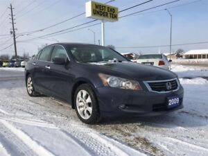 2009 Honda Accord Sdn EX-L V6 at