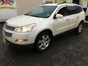 2012 Chevrolet Traverse LTZ, Automatic, Back Up Camera, AWD