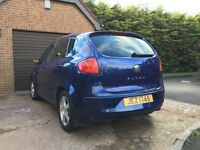 Seat altea sport full years mot