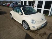 VOLKSWAGEN BEETLE - FX54PBU - DIRECT FROM INS CO