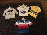 Baby boys next clothes all 3-6 months BNWT
