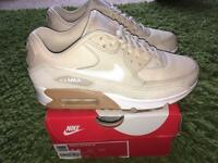 Women's Nike air max 90, size 3, NEW