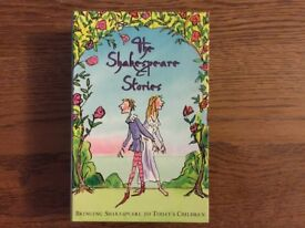 The Shakespeare Stories - set of eight books