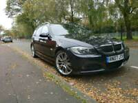 2007 BMW 3 Series 3.0 335d M Sport Touring 5dr CHEAPEST IN UK! 85,200 MILES FSH, 2 OWNERS.