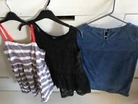 24 items Children's bundle clothes girls age 8-9 10-11 11-12 & 12-13