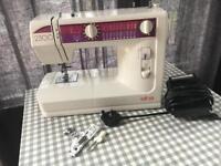 Elna 2300 sewing machine (older version of eXplore 240)