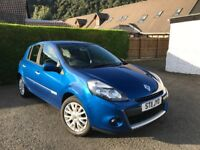 TIMING BELT & WATER PUMP DONE - Renault Clio 1.2 16v Dynamique 5dr (Tom Tom) - 1 OWNER FROM NEW