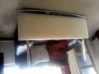 Headboard for a king size bed. Good condition. See photo. Free to collect.