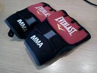 Everlast Grappling Training Gloves BN Never Been Worn