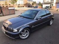 BMW 3 Series 2.2 320Ci SE 2dr,2002,Coupe,SERVICE HISTORY,LONG MOT,HPI CLEAR