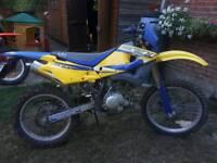 Husqvarna CH racing bike