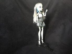 Monster High dolls. Excellent condition.