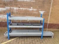 Bri Stor van garage racking shelving