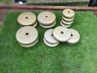 Barbell weights York
