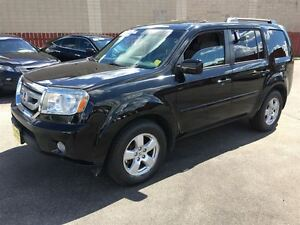 2011 Honda Pilot EX-L, Automatic, Leather, Sunroof, 4x4