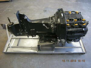 Suzuki Outboard Dt225 For Repair Or Parts Ebay