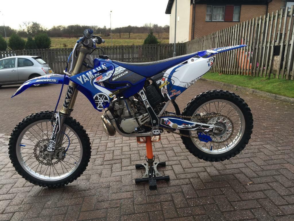 yamaha yz 250 2008 not cr crf yzf kx lxf rm rmx ktm trx 125 450 in springburn glasgow gumtree. Black Bedroom Furniture Sets. Home Design Ideas