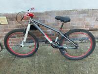 Bmx downhill bike large