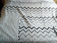 ZIG ZAG PATTERN QUILT COVERS