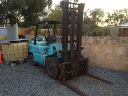 5 Tonne Forklift Bullsbrook Swan Area Preview