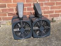 Xpelair Wh30 industrial/commercial heater air circulator