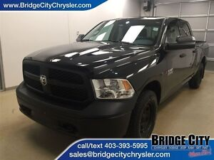 2016 Ram 1500 ST Eco-Diesel Crew Cab! Very Fuel Efficent!