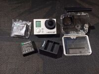 GoPro Hero 3+ Black Edition (with Accessories!)