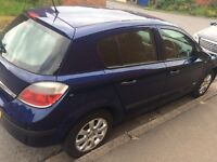 Vauxhall Astra life with 52k in excellent condition
