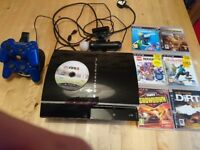 Sony PS3 games console 250gb