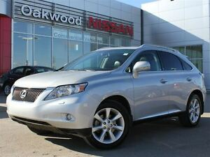 2010 Lexus RX 350 Touring AWD $262 Bi-Weekly PST Paid