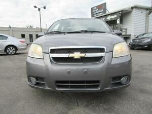 2008 Chevrolet Aveo LT 4-Door