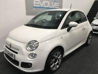 Fiat 500 1.2 S!