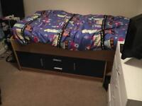 "Cabin bed ""new matress"""