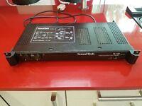 SoundTech PL150 Rack Mount Stereo Amplifier
