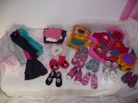 Baby girl clothes bundle 9-12 +