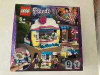 LEGO Friends Olivia's Cupcake Café Set