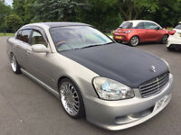 STUNNING NISSAN CIMA 4.5 V8 (NOT LS430 GS300 MARK X 745i S500) NEW IMPORT COIL OVERS