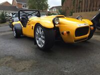 Westfield SEIW. Fire blade powered kit car
