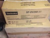 Technics speaker system SF-DV290