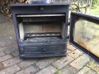 Hunter Kestrel wood burning stove
