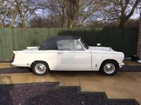 Triumph Herald 13/60 convertable