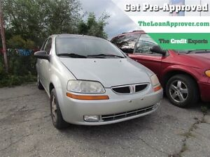 2005 Pontiac WAVE 5 | NEW VEHICLES DAILY | CHECK OUR UNDER 5K IN London Ontario image 1