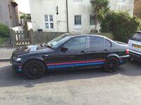 BMW 330i msport auto (steptronic) gearbox Black